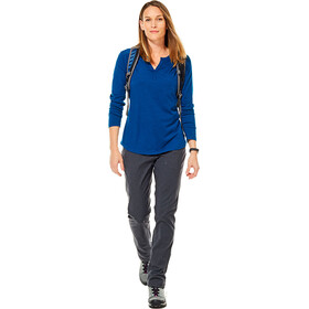 Royal Robbins Merinolux Maglietta a maniche lunghe Donna blu